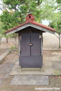 氷川神社(川越市古谷本郷上組)8