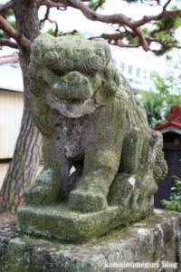 氷川神社(川越市古谷本郷上組)11