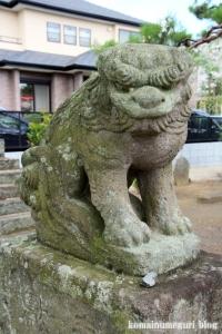 氷川神社(川越市古谷本郷上組)15
