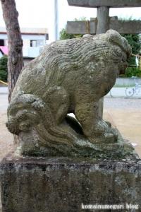 氷川神社(川越市古谷本郷上組)12