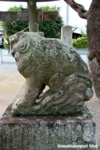 氷川神社(川越市古谷本郷上組)16