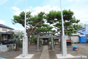 氷川神社(川越市古谷本郷上組)1