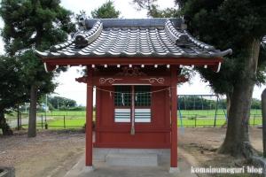 稲荷社(さいたま市西区湯木町)5
