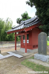稲荷社(さいたま市西区湯木町)6