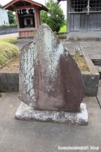 稲荷大明神(さいたま市西区上田谷本村新田)4