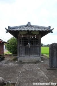 稲荷大明神(さいたま市西区上田谷本村新田)5