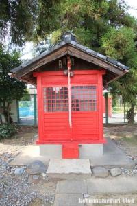 稲荷神社(さいたま市西区西遊馬)3