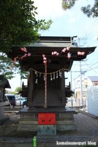 八幡神社(さいたま市西区西遊馬)6