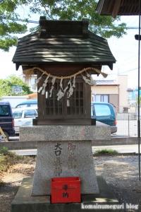 八幡神社(さいたま市西区西遊馬)7