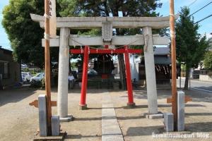 八幡神社(さいたま市西区西遊馬)2