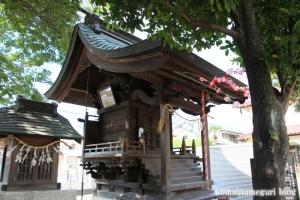 八幡神社(さいたま市西区西遊馬)9