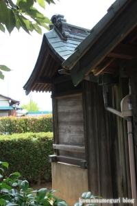 上サ稲荷神社(さいたま市西区西遊馬)8