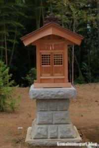淡島神社(さいたま市西区高木)10