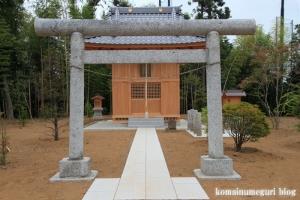淡島神社(さいたま市西区高木)2