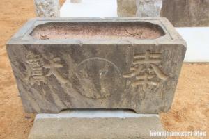 淡島神社(さいたま市西区高木)3