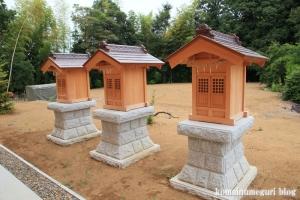 淡島神社(さいたま市西区高木)9