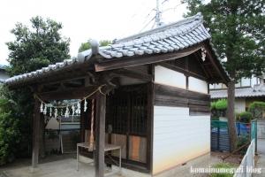 八雲神社(さいたま市西区宝来)5