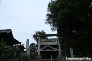 秋葉神社(さいたま市西区中釘)1