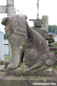 秋葉神社(さいたま市西区中釘)10