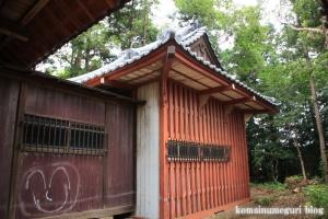 氷川神社(さいたま市西区高木)10