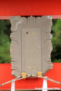 氷川神社(さいたま市西区高木)3