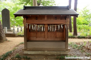氷川神社(さいたま市西区指扇)5