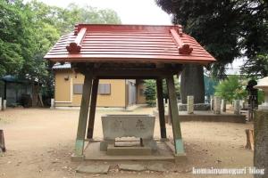 氷川神社(さいたま市西区指扇)7