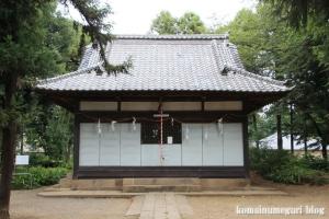 氷川神社(さいたま市西区指扇)8