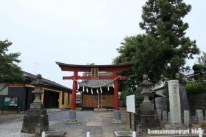 土屋氷川神社(さいたま市西区土屋)1