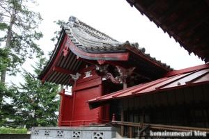 土屋氷川神社(さいたま市西区土屋)11