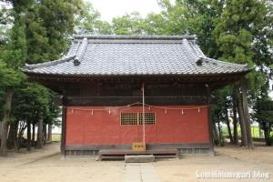 氷川神社(さいたま市西区西遊馬)8