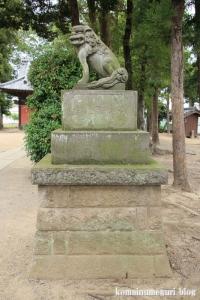 氷川神社(さいたま市西区西遊馬)16