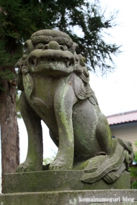 氷川神社(さいたま市西区西遊馬)17
