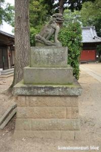 氷川神社(さいたま市西区西遊馬)20