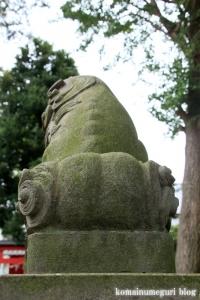 氷川神社(さいたま市西区西遊馬)19