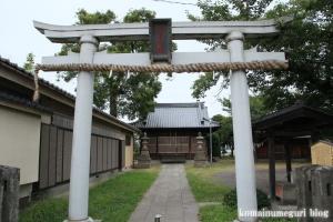 金山神社(さいたま市西区佐知川)1