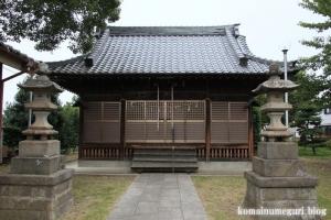 金山神社(さいたま市西区佐知川)7
