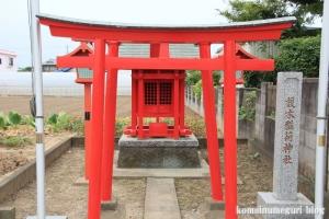 榎木稲荷神社(さいたま市西区西遊馬)3