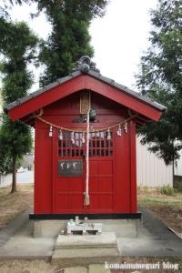 稲荷神社(さいたま市西区土屋)4