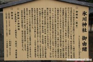 二ツ宮氷川神社(さいたま市西区二ツ宮)4
