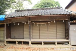 二ツ宮氷川神社(さいたま市西区二ツ宮)9