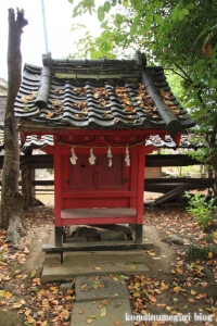 二ツ宮氷川神社(さいたま市西区二ツ宮)7