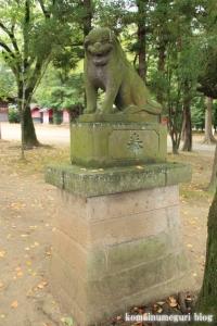 二ツ宮氷川神社(さいたま市西区二ツ宮)14