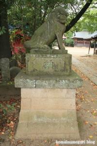 二ツ宮氷川神社(さいたま市西区二ツ宮)19