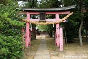 八幡神社(さいたま市西区二ツ宮)2