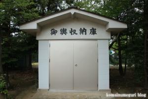 八幡神社(さいたま市西区二ツ宮)5