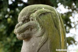 八幡神社(さいたま市西区二ツ宮)28