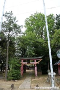 八幡神社(さいたま市西区二ツ宮)1