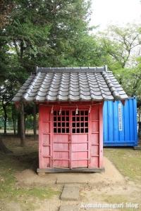 八幡神社(さいたま市西区二ツ宮)14