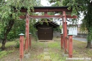 第六天神社(さいたま市西区佐知川)2